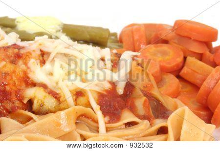 Chicken And Pasta