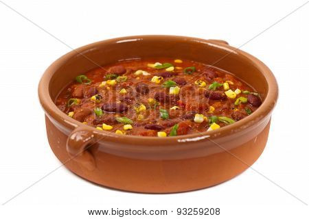 Vegetable Soup Chili