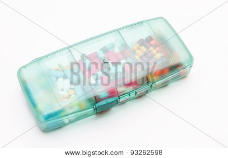 Variety Of Medicines And Drugs