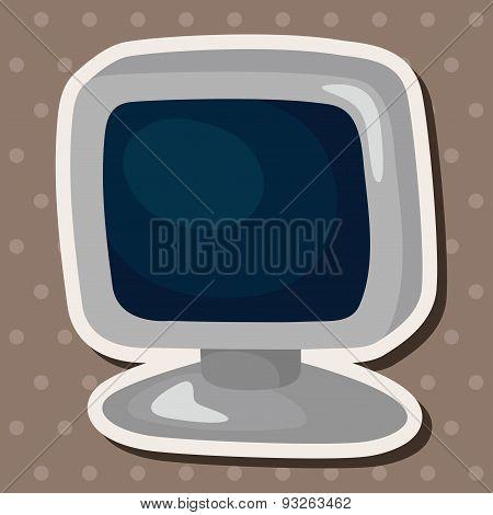 Home Appliances Theme Tv Elements