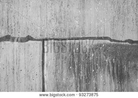 Gray Cement Blocks
