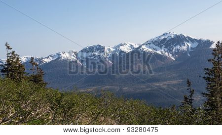 Juneau's Mountains