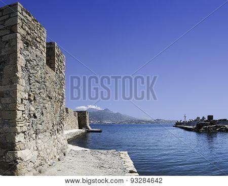 Kales Fort In Lerapetra Portside