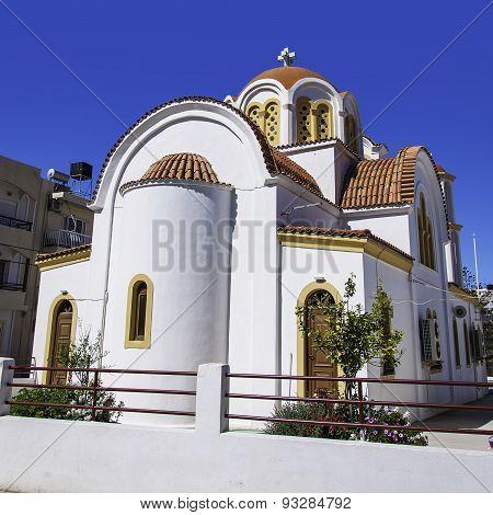 Lerapetra Church Square