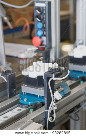 Production Of Plastic Components