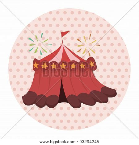 Circus Theme Tent Elements