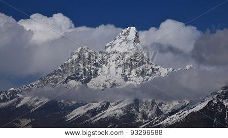Peak Of Ama Dablam