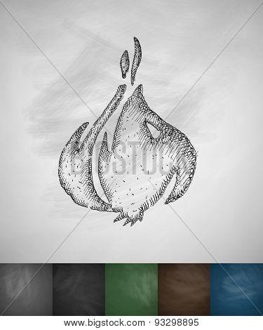 garlic icon
