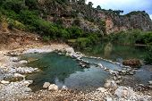 stock photo of dalyan  - DALYAN TURKEY  - JPG