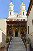 foto of mary  - Cairo, Egypt - Saint Virgin Mary Coptic Orthodox Church  - JPG
