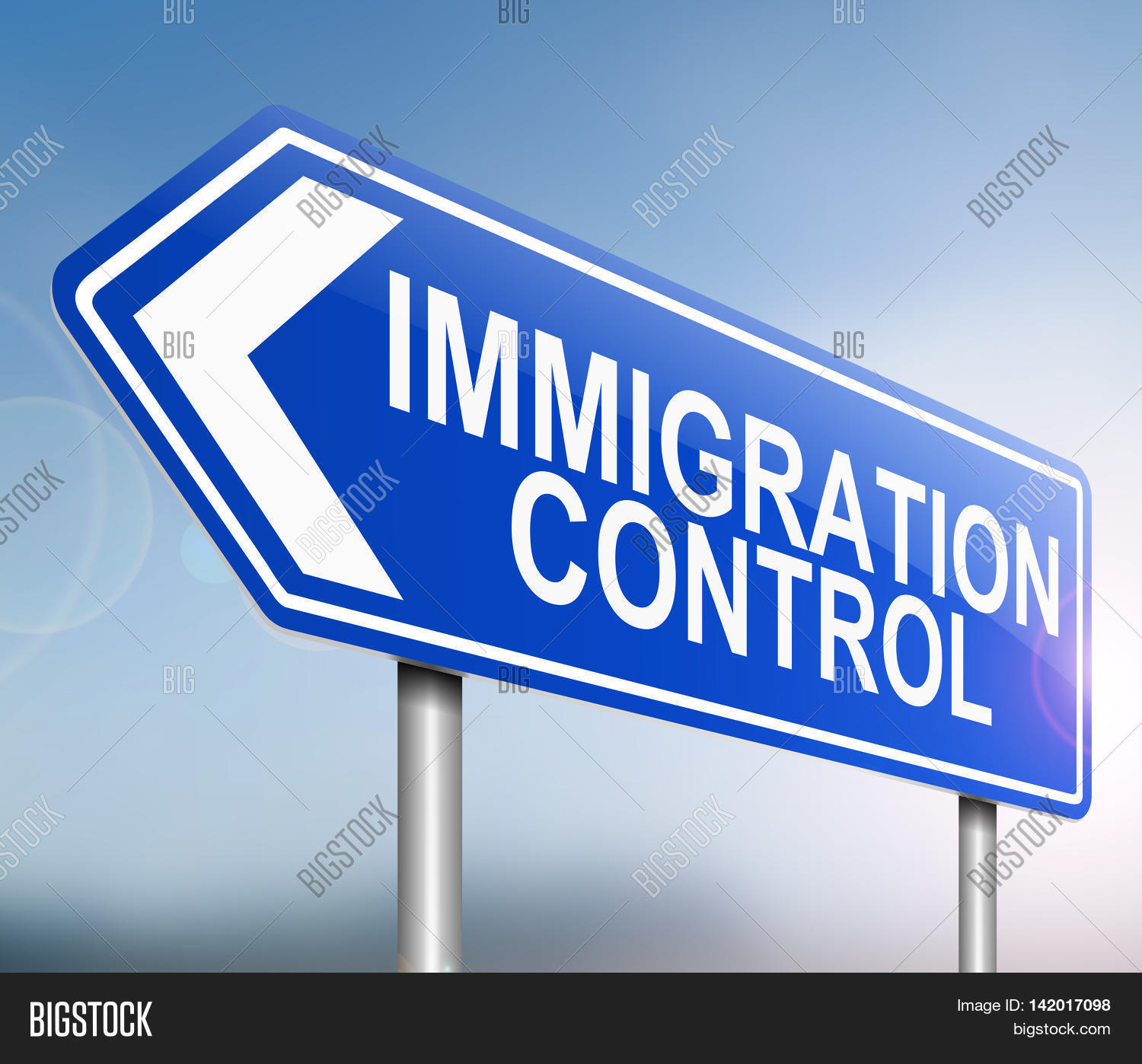 immigration control Founded in 1983, the american immigration control foundation (aicf) is an anti-immigration group that has grown more shrill in recent years aicf's web site suggests .