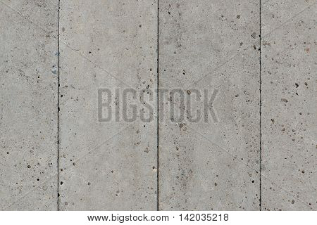 Old grey wall grunge concrete background with natural cement texture.