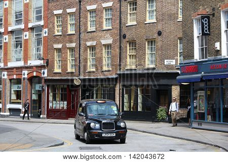 Farringdon, London