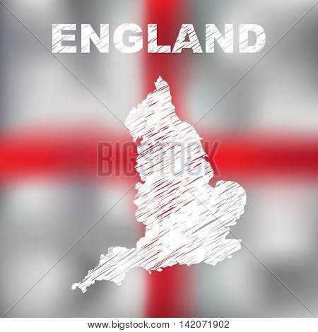 English Abstract Map