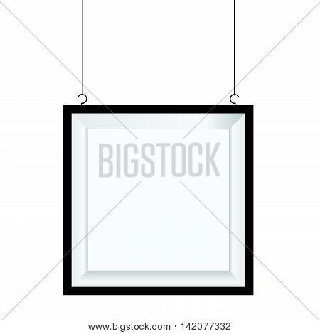 Frame Photo Art Design Decorative Illustration In Colorful