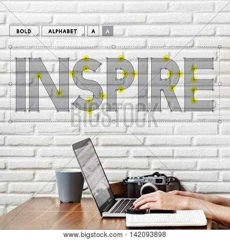 Inspire Expectations Vision Dreams Concept
