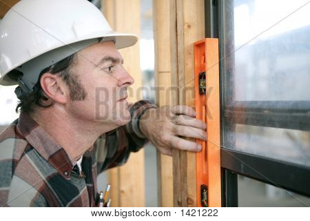 Carpenter Leveling Window