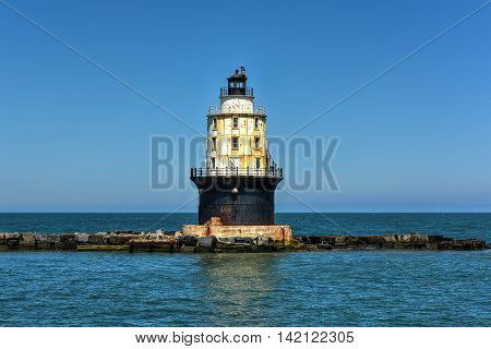 Harbor Of Refuge Light Lighthouse