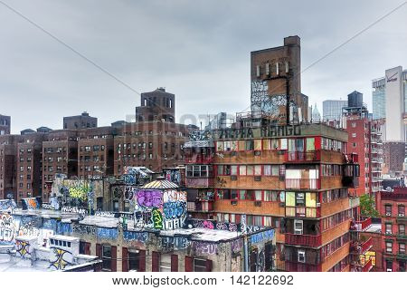 Chinatown - New York City