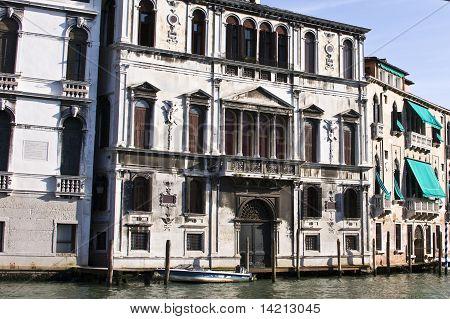 Uninhabited Palazzo