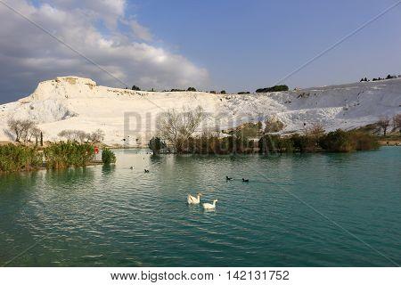 Pamukkale The White Cotton Castle