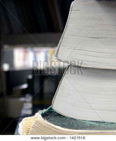 Books Close-Up