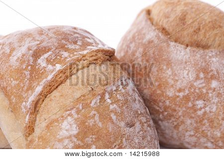 Bunch Of Small Breads