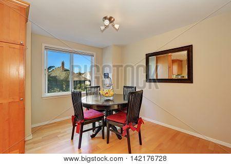 Interior Design Of Dining Room.