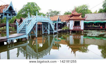 Ancient City Museum Bangkok, Thailand