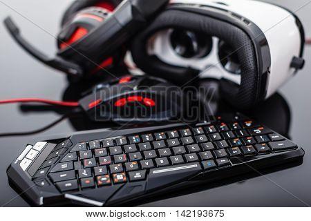 Virtual Reality Gaming Hardware