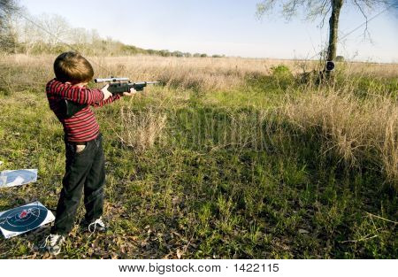 Young Rifleman (Different View)