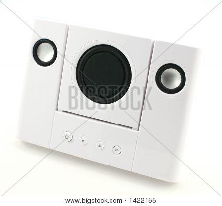 Mini Stereo Speakers