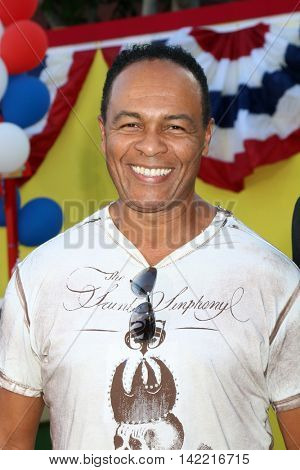 LOS ANGELES - AUG 9:  Ray Parker Jr at the