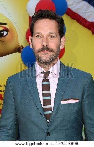 LOS ANGELES - AUG 9:  Paul Rudd at the