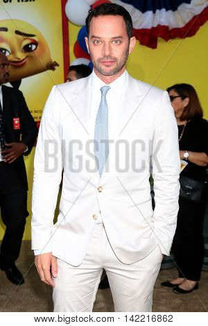 LOS ANGELES - AUG 9:  Nick Kroll at the