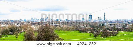 London Panorama Hdr