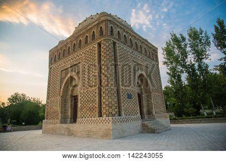 The Samanid Mausoleum