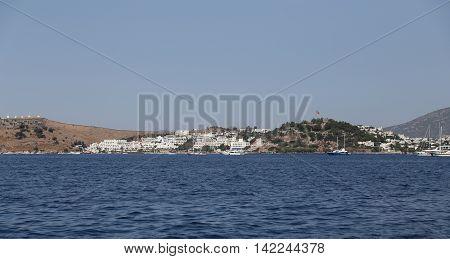 Bodrum Town In Turkey