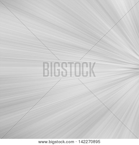 Radiant light gray silver abstract background raster image