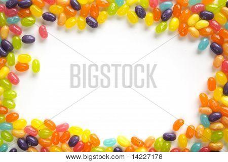 Jelly Beans Frame