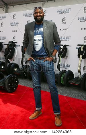 NEW YORK-APR 11: Director Patrik-Ian Polk attends the world premiere of