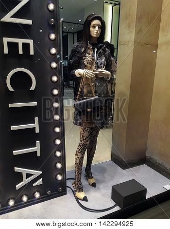 Showroom Dummy In Florence