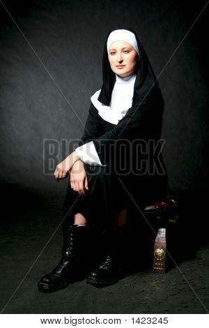 Proud Nun