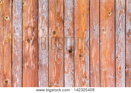 Old Weathered Wooden Plank Background