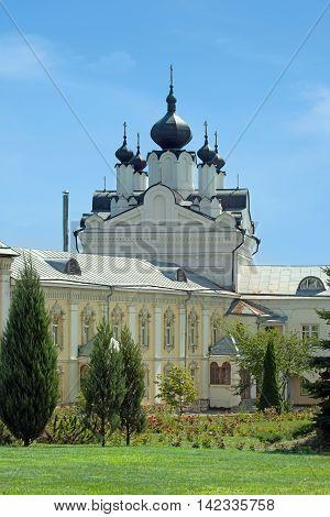 Nikolo-Ugreshsky monastery in Moscow region city Dzerzhinky