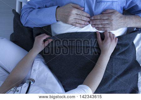 Nurse Assistance In Hospital