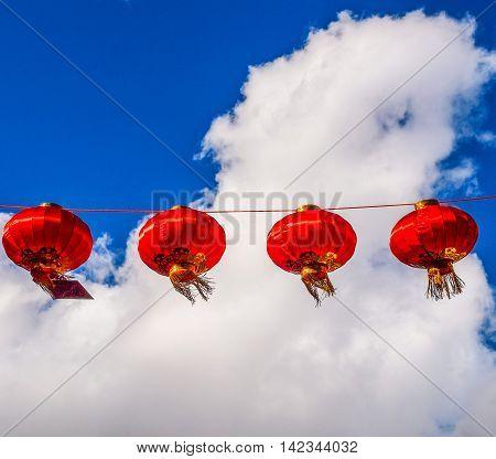 Chinese Lantern Hdr
