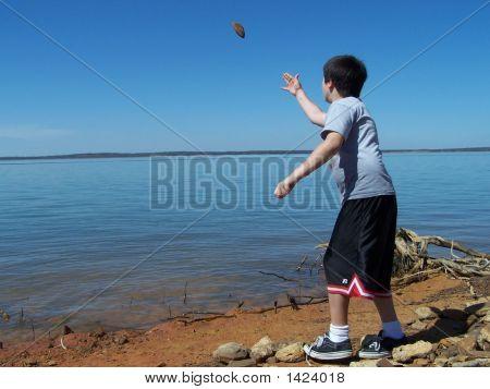Throwing Rocks!