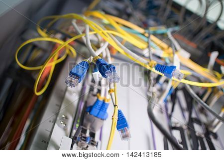 Network Connecting Computers Together In The Same Building As Limited. Or On The Same Line Can Be Dr