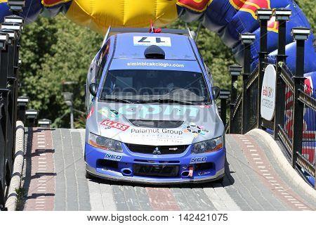 Yesil Bursa Rally 2016